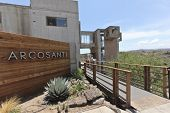 Arcosanti, An Experiment In Urban Architecture