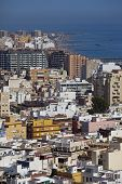 View Of Almeria