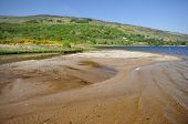 Beach at Lough Caragh