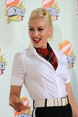 LOS ANGELES - MAR 31: Gwen Stefani at the 2007 Kids' Choice Awards at UCLA in Los Angeles, Californi