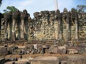 Terrace Of Elephants, Siem Reap