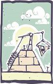 Masonic Pyramid B
