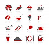 Food Icons / Set 2 of 2 // Redico Series