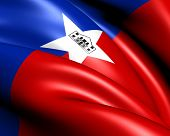 picture of texas flag  - Flag of San Antonio USA - JPG