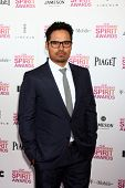 LOS ANGELES - FEB 23:  Michael Pena attends the 2013 Film Independent Spirit Awards at the Tent on the Beach on February 23, 2013 in Santa Monica, CA