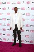 LOS ANGELES - FEB 23:  Chris Tucker attends the 2013 Film Independent Spirit Awards at the Tent on t