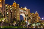 Atlantis, das Palm Hotel in Dubai, Vereinigte Arabische Emirate