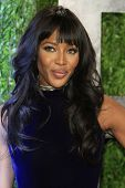 WEST HOLLYWOOD, CA - 24 februari: Naomi Campbell op de Vanity Fair Oscar Party in Sunset Tower op Februa