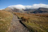 Snowdon Ranger Path.