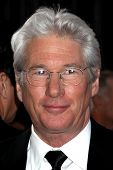 LOS ANGELES - FEB 24:  Richard Gere arrives at the 85th Academy Awards presenting the Oscars at the