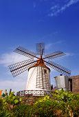 El molino de Mogán molino histórico en Gran canaria