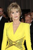 LOS ANGELES - 24 februari: Jane Fonda arriveert in de 85e Academy Awards, de Oscars presenteren in het Do