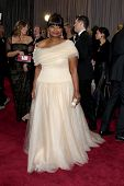 LOS ANGELES - FEB 24:  Octavia Spencer arrives at the 85th Academy Awards presenting the Oscars at t