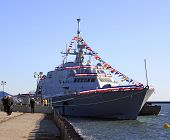 Uss Freedom Lcs Ship