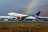 Sas Scandinavian Airlines Boeing 737-700