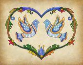 Love Blessing Symbol
