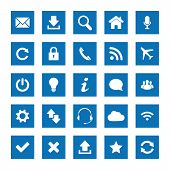 Square web Icons
