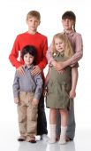 Four Childrens