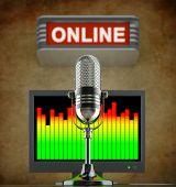 Internet radio concept