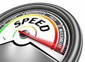 Speed Conceptual Meter