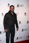 LOS ANGELES - MAR 31:  Ignacio Serricchio at the LA Ballroom Studio Grand Opening at LA Dance Studio
