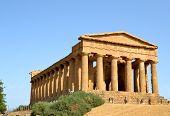 Temple of Concord - Agrigento, Sicily