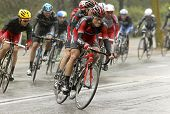 BARCELONA - MARCH, 30: Martin Kohler of BMC Racing Team rides during the Tour of Catalonia cycling r