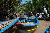 Taxi-boat In Vietnam