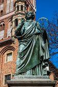 Monument to Nicolaus Copernicus