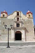 Church In Oaxaca