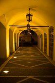 Arcades in Sibiu