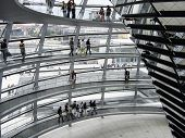 Reichstag Dome, Berlin.