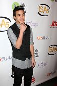 LOS ANGELES - APR 2:  Miguelito at the 2014 Indie Series Awards at El Portal Theater on April 2, 2014 in North Hollywood, CA