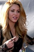 LOS ANGELES - APR 3:  Shakira at the