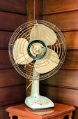 Old Electric Fan