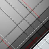 Geometrical vector abstract background