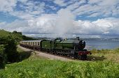 Great Western Steam on the Devon Coast