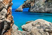 Sardinia, Cala Goloritze