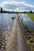 Flood Diversion Spillway