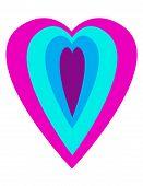 Layered Heart