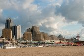 Scheveningen beach, The Netherlands