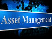 Asset Management Means Business Assets And Administration