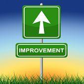 Improvement Sign