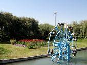 Tashkent Almazar The Water Wheel 2007