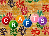 picture of arts crafts  - Craft Crafts Representing Art Artwork And Artist - JPG