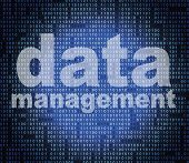 Management Data Means Directorate Organization And Knowledge