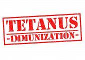Tetanus Immunization