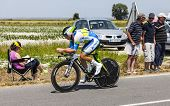 The Cyclist Simon Gerrans