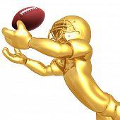 3D Football Player