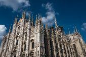 Duomo Di Milano, Cathedral Of Milano, Italy